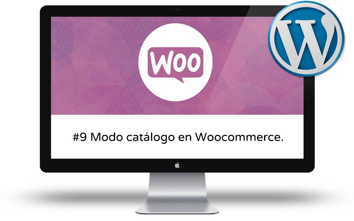 Curso de Woocommerce Intermedio - Modo catalogo en Woocommerce