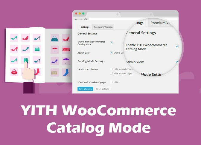 YITH WooCommerce Catalog Mode Premium 1.6.0